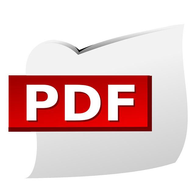 Etat des lieux pdf